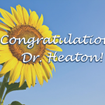 Dr. Marieta Heaton UF Lifetime Achievement Award
