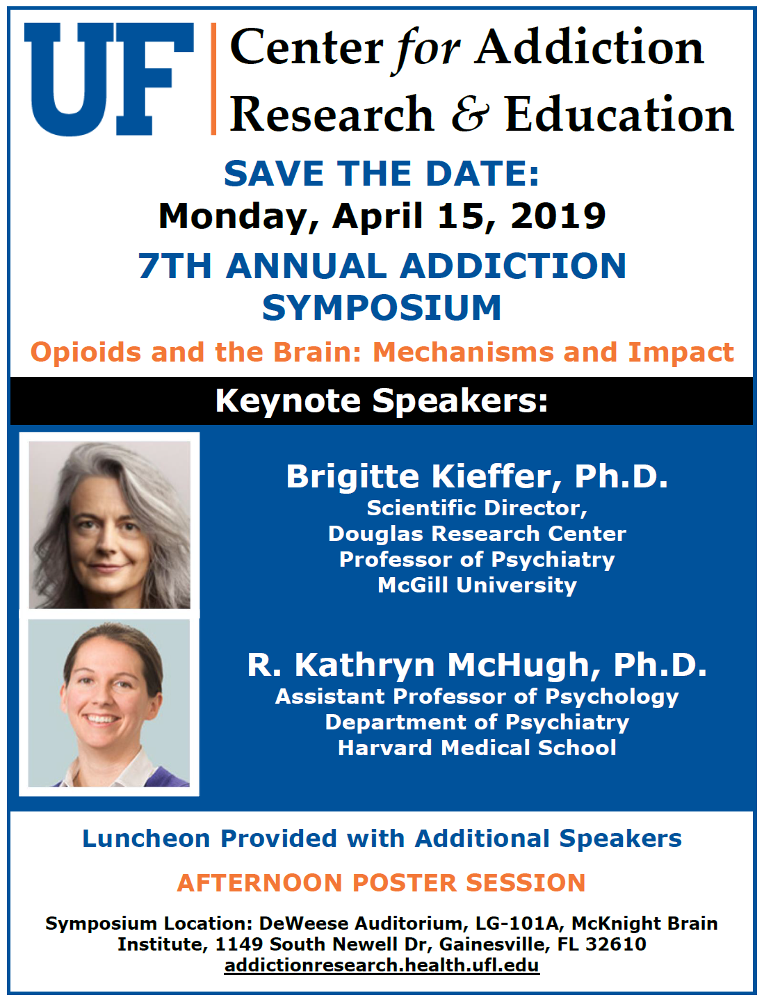 CARE Seminar Series » Center for Addiction Research & Education