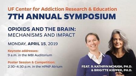 UF CARE Annual Symposium, April 15 at 9am, MBI DeWeese Auditorium