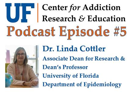 Podcast Episode 5 - Linda Cottler