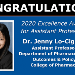 Dr. Lo-Ciganic Excellence Award Feature