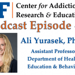 Podcast Episode 9 Dr. Ali Yurasek