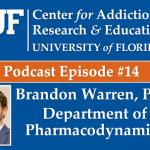 UF CARE Podcast Episode 14 Brandon Warren 450x303