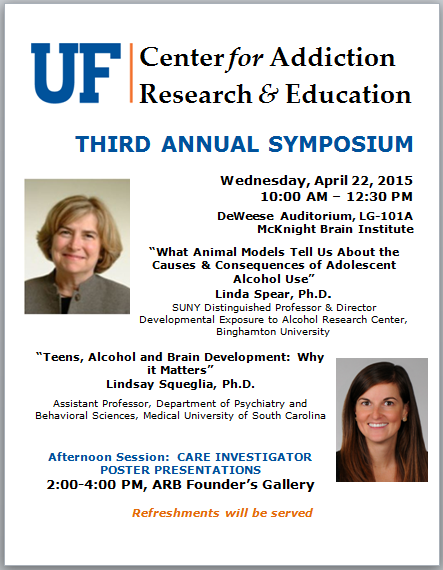 3rd Annual Symposium Flyer