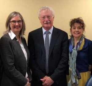 Drs. Linda Cottler, George Koob, and Sara Jo Nixon