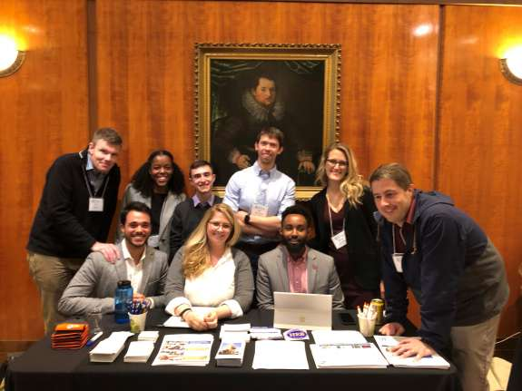 UF CPA Table Photo