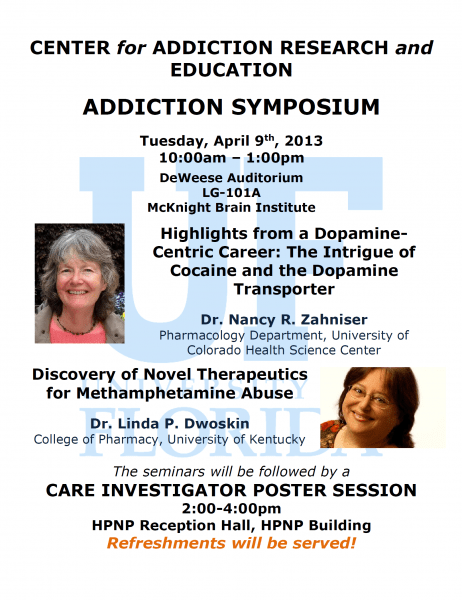 2013 CARE Symposium Flyer