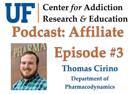 CARE Podcast Affiliate Episode 3 Thomas Cirino