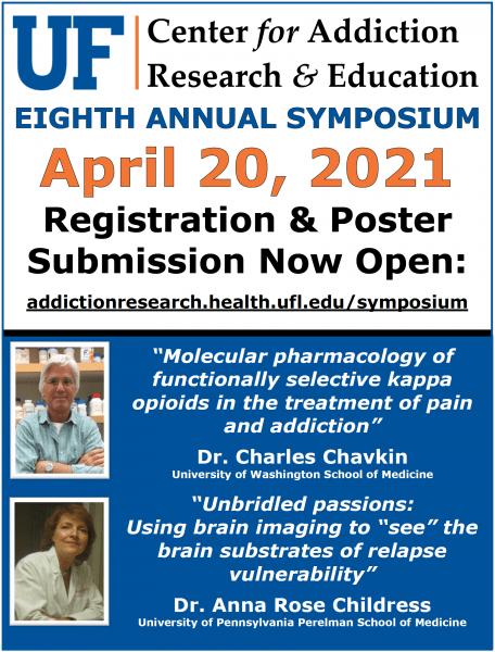 UF CARE Eighth Annual Symposium 2021 Flyer